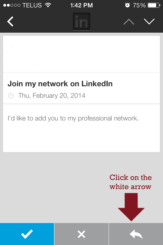 LinkedInConnectionRequest