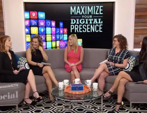 """Talking Digital Media on """"The Social"""""""