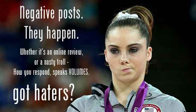 Got Haters?