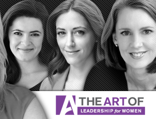 Why The Art of Leadership for Women is a WISE investment