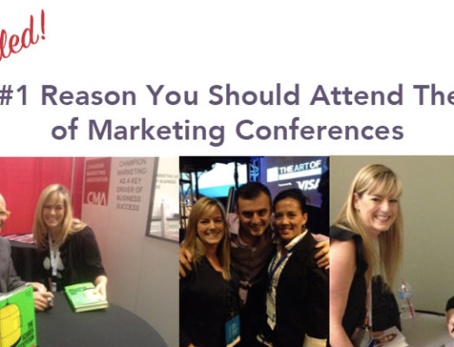 Revealed: The #1 Reason You Should Attend The Art of Marketing Conferences