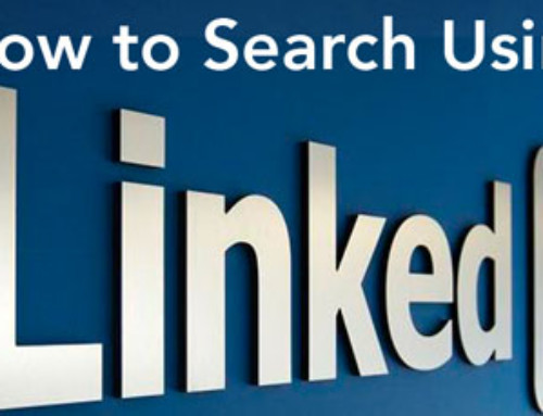 How To Search For Prospects Using LinkedIn