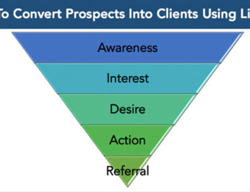 How To Convert Prospects Into Clients Using LinkedIn