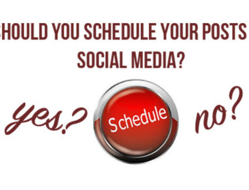 To Automate or Not To Automate: Social Media Content Marketing, Posts and more…