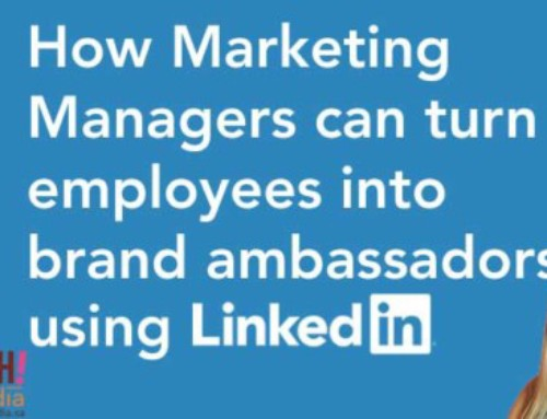How Marketing Managers Can Help Extend Word-of-Mouth Awareness Using LinkedIn
