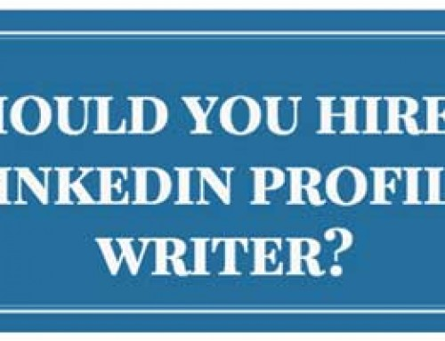 Should You Hire A LinkedIn Profile Writer, Or Write It Yourself?