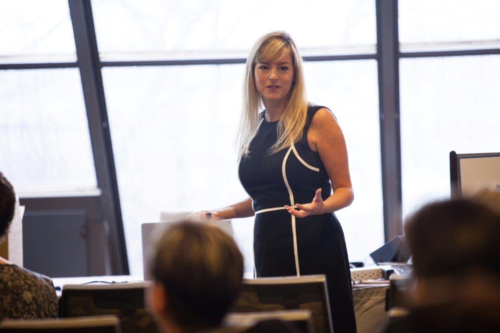 Leslie Hughes, PUNCH!media, LinkedIn profile writer and trainer