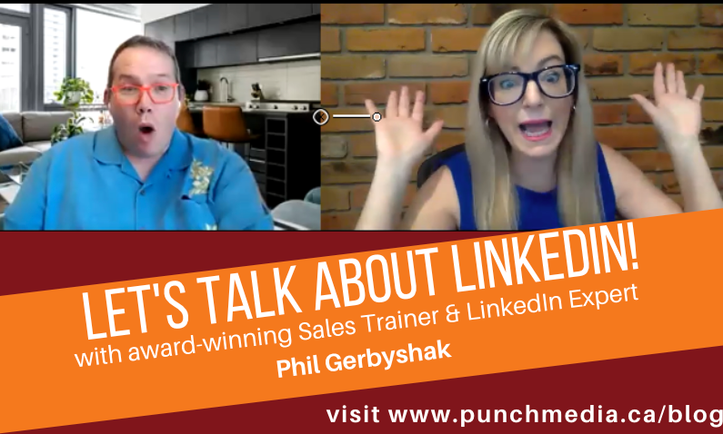 Phil Gerbyshak - LinkedIn Expert