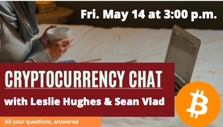 Cryptocurrency chat