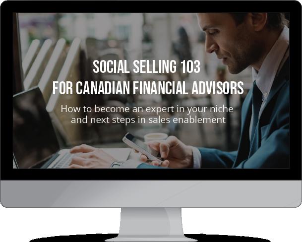 Social Selling 103